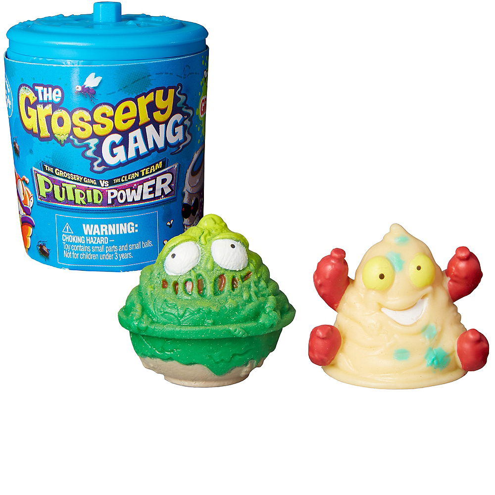 The Grossery Gang Putrid Power Mystery Pack 2pc Image #1