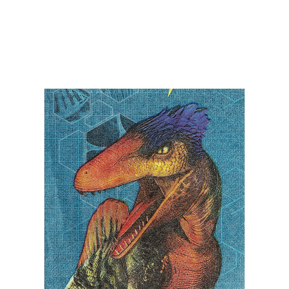 Jurassic World Tableware Kit for 16 Guests Image #4