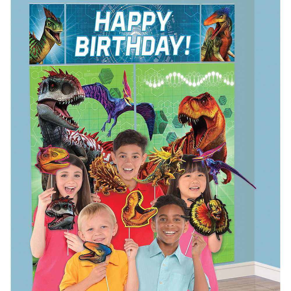 Jurassic World Ultimate Party Kit for 24 Guests Image #14