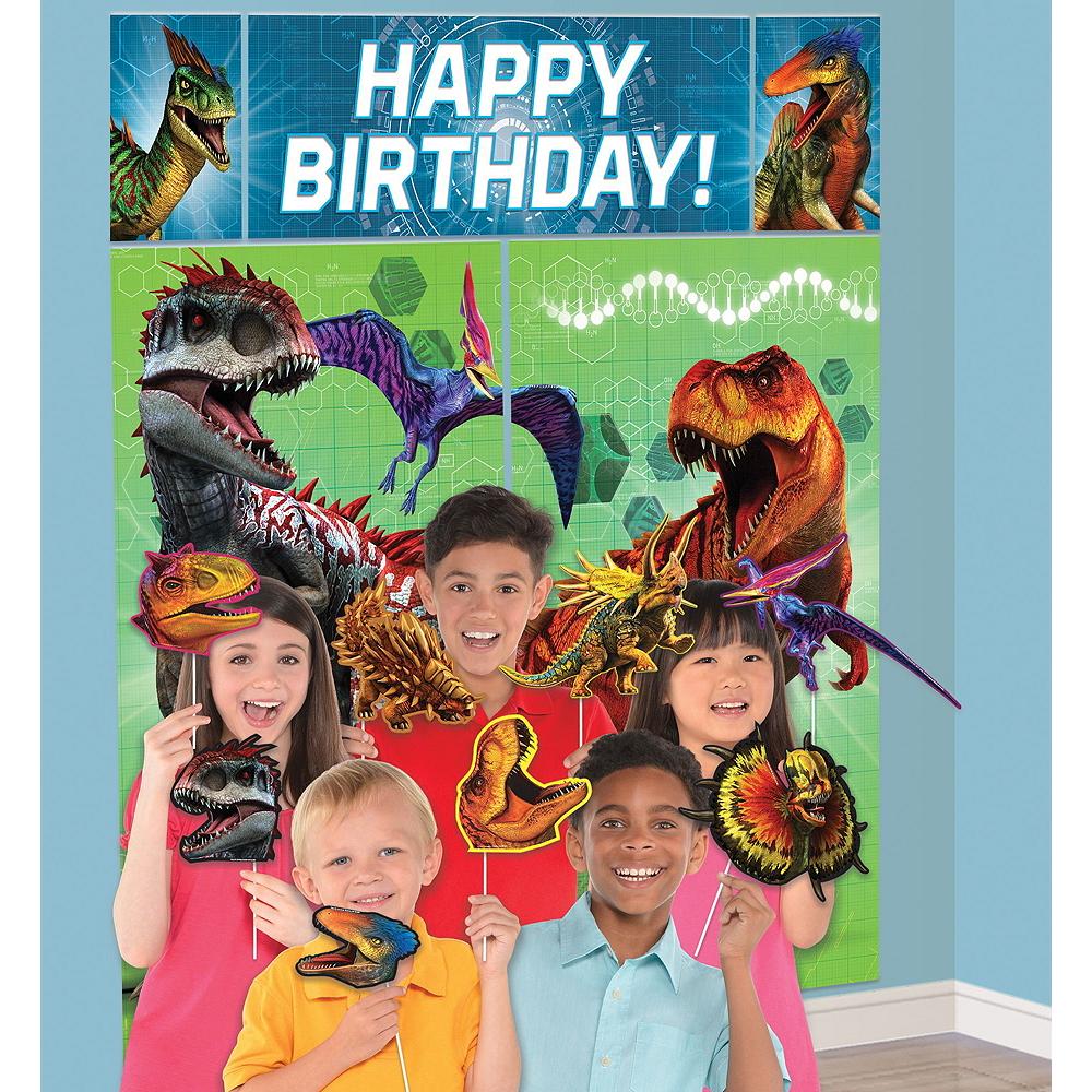 Jurassic World Decorating Kit Image #5