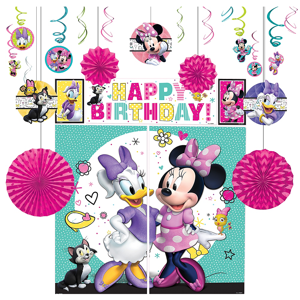 Minnie Mouse Decorating Kit Image 1