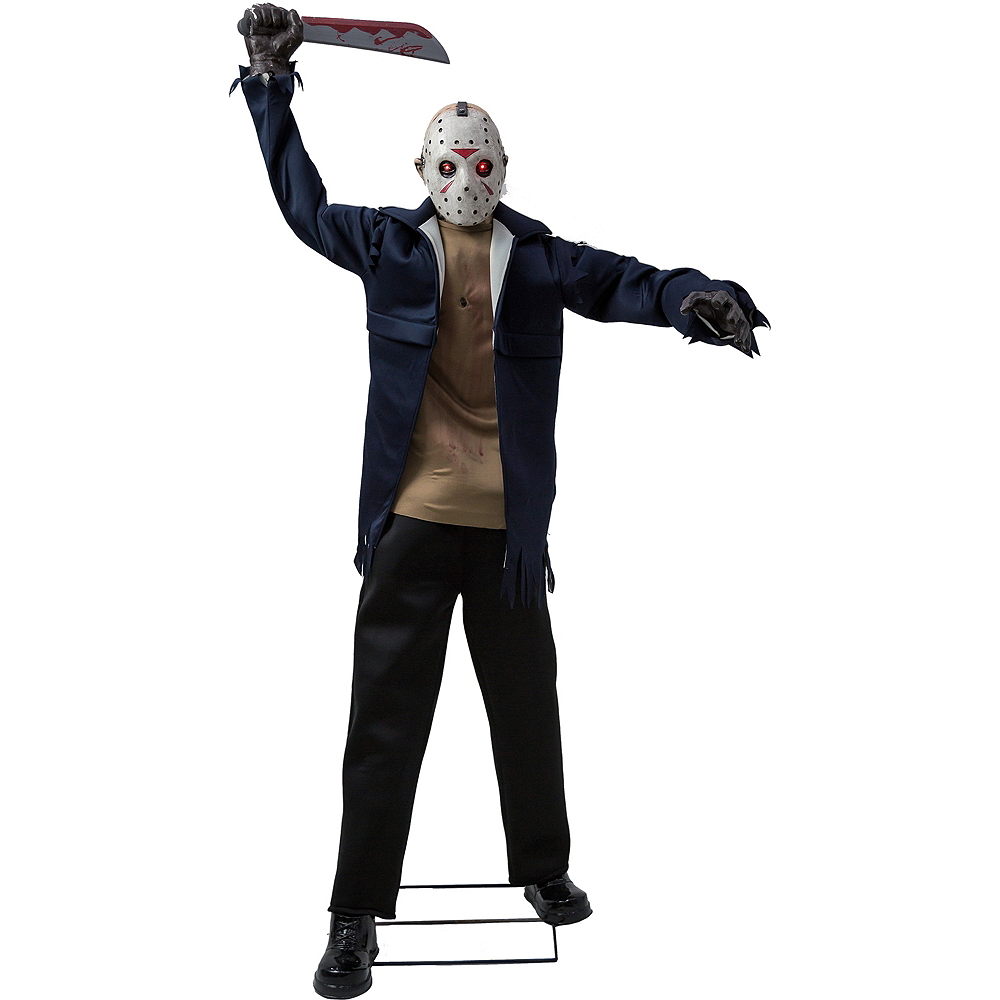 Animated Jason Voorhees Decoration - Friday the 13th Image #3