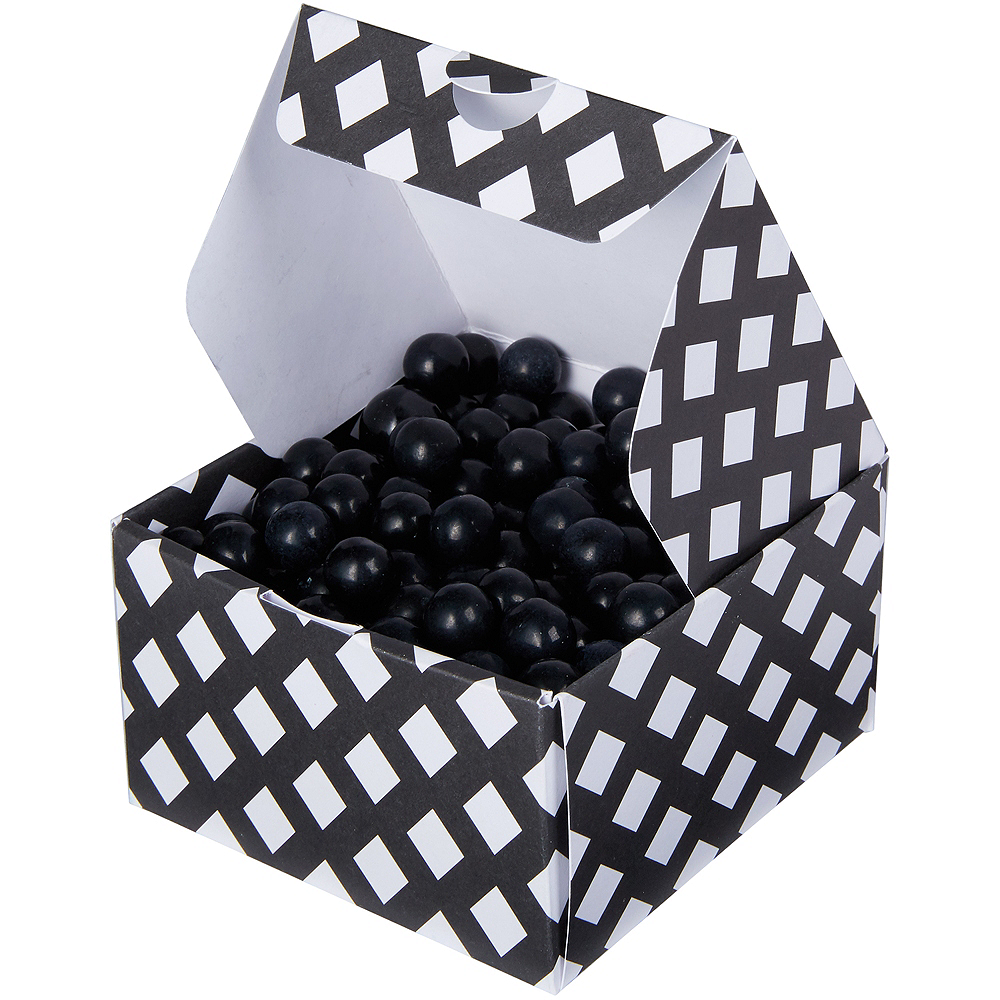 Nav Item for Black Square Treat Boxes 10ct Image #1