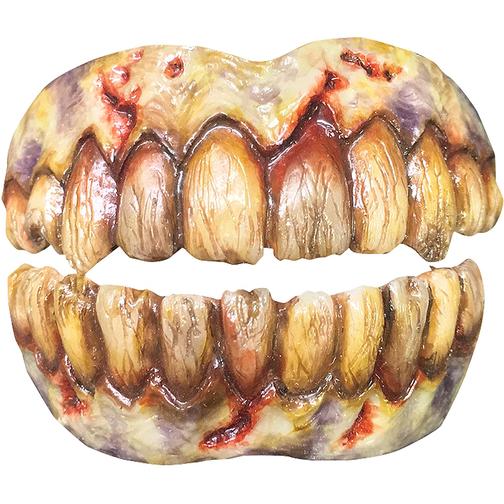 Zombie Teeth 2pc Image #2
