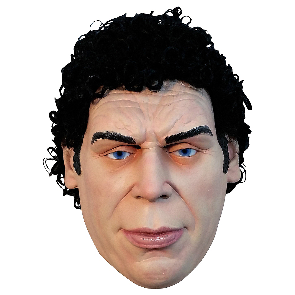 Nav Item for Andre the Giant Mask - WWE Image #1