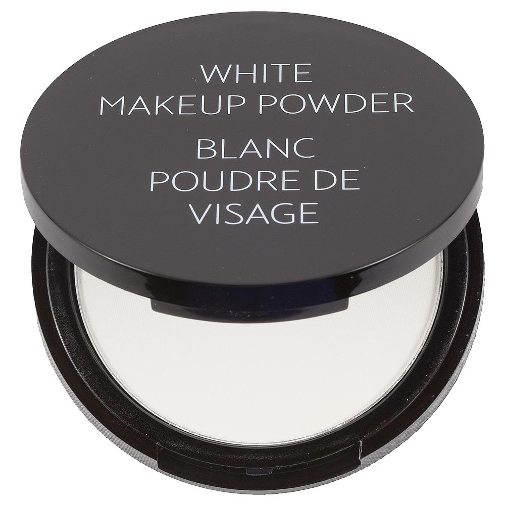 White Makeup Powder Image #1