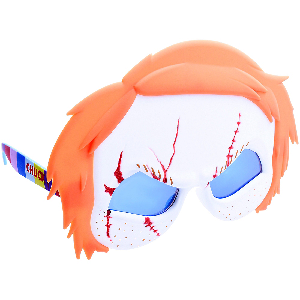 Chucky Doll Sunglasses Image #2