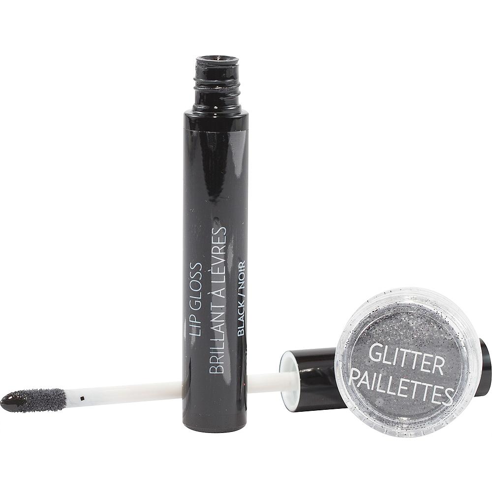 Black Lip Glitter Kit Image #1