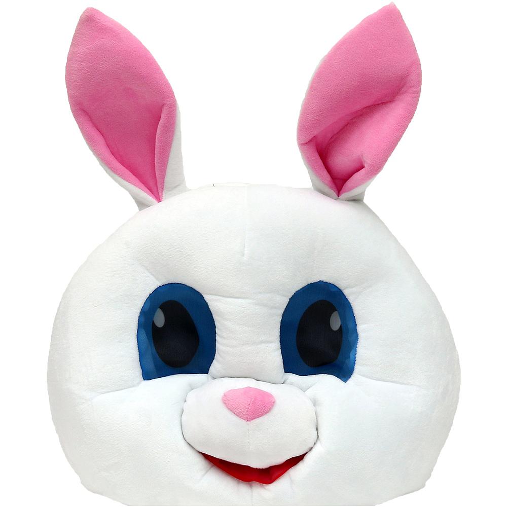 MSK401** Animal Masks - Bunny Mask - Full Face Mask ... |Rabbit Face Mask