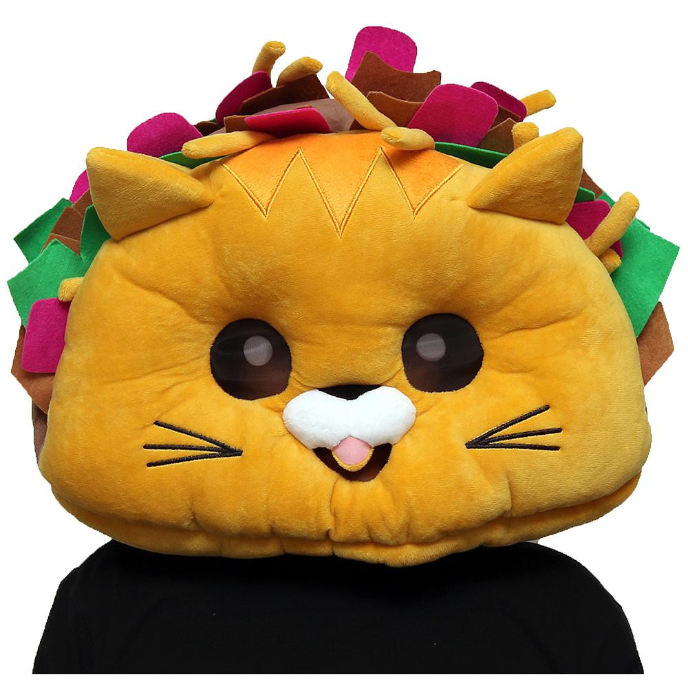 Taco Cat Mask Image #1