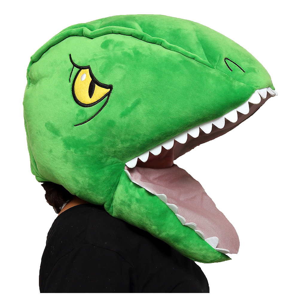 Nav Item for T-Rex Mask Image #1