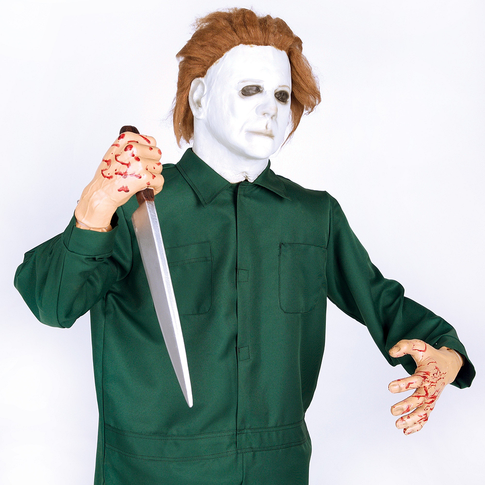 animated michael myers halloween 2 image 1
