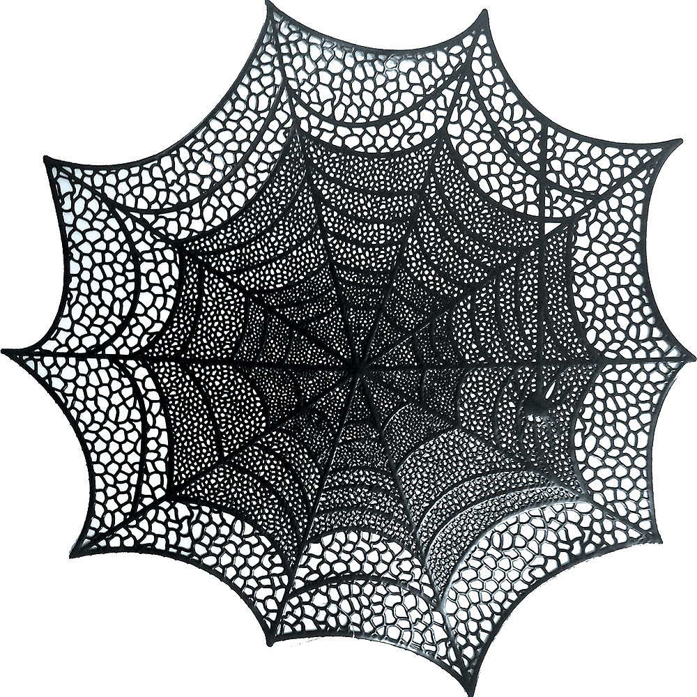 Nav Item for Spider Web Vinyl Placemat Image #1