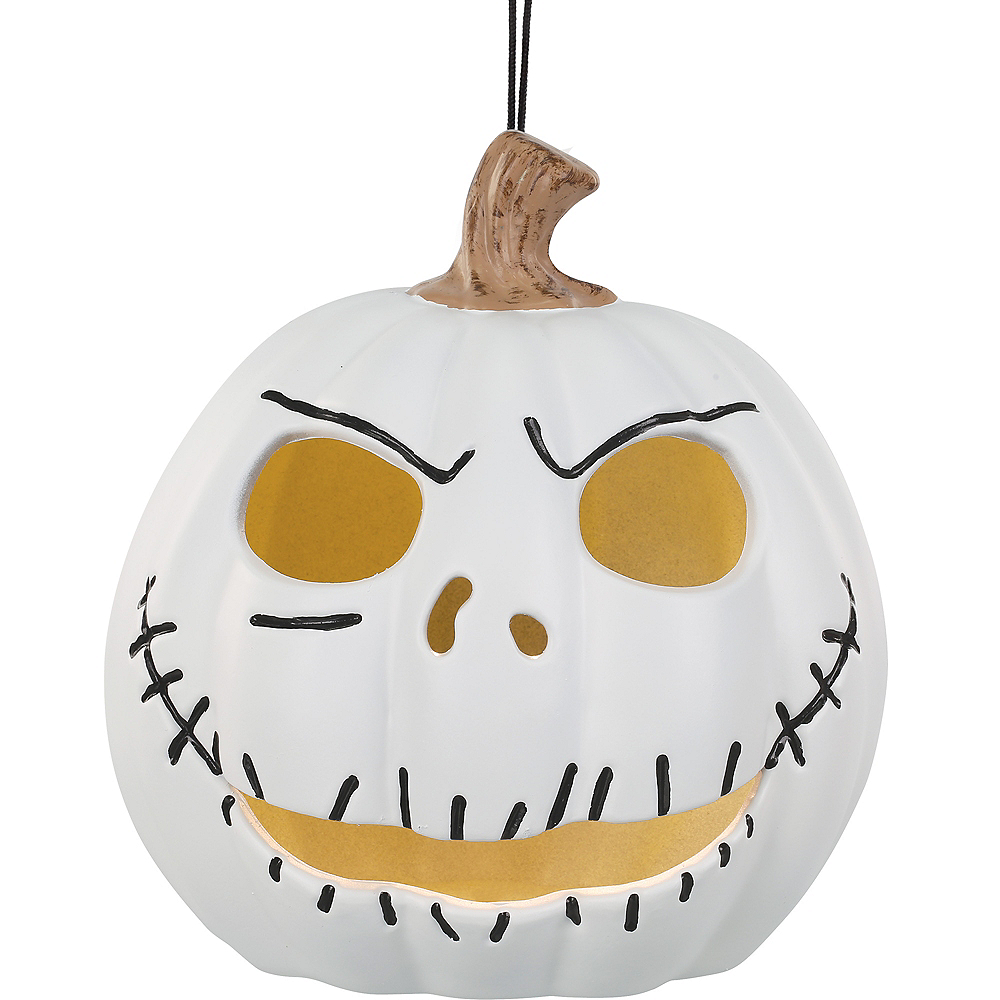 light up jack skellington jack o lantern the nightmare before christmas