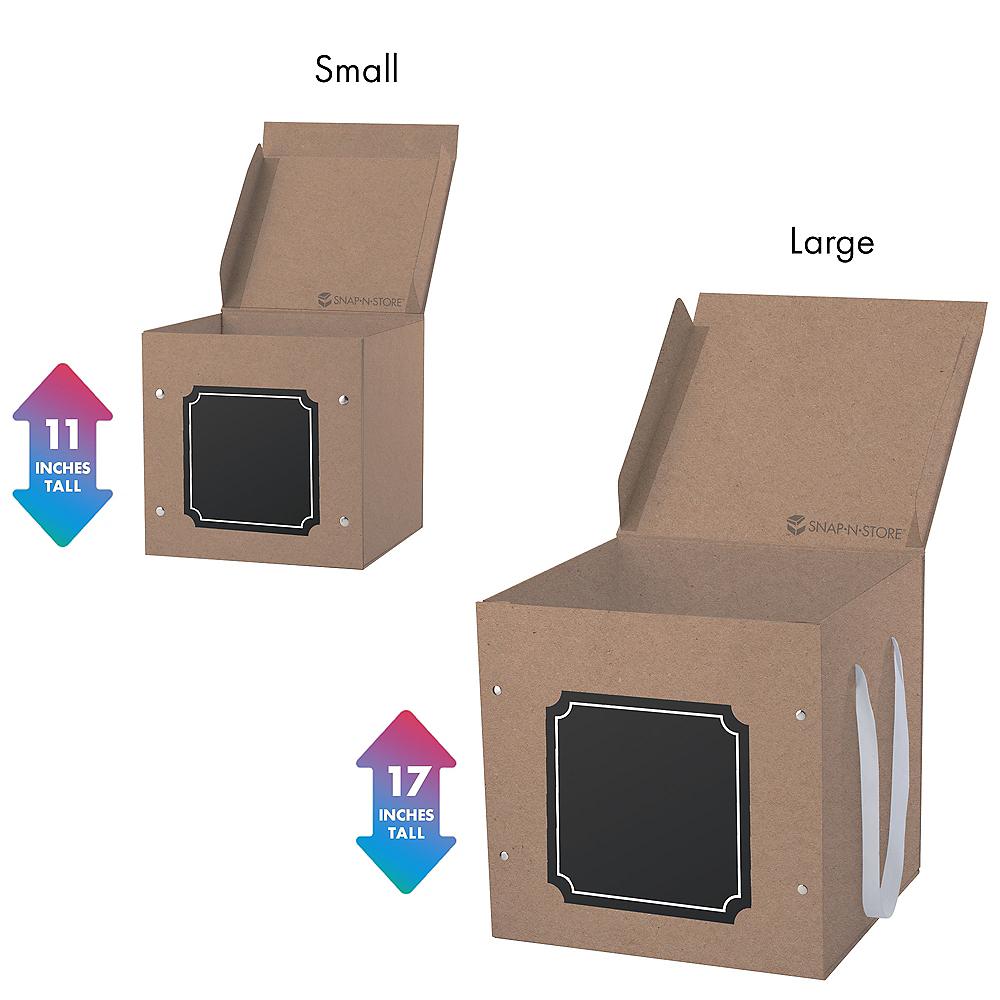 nav item for small customizable gender reveal box image 2