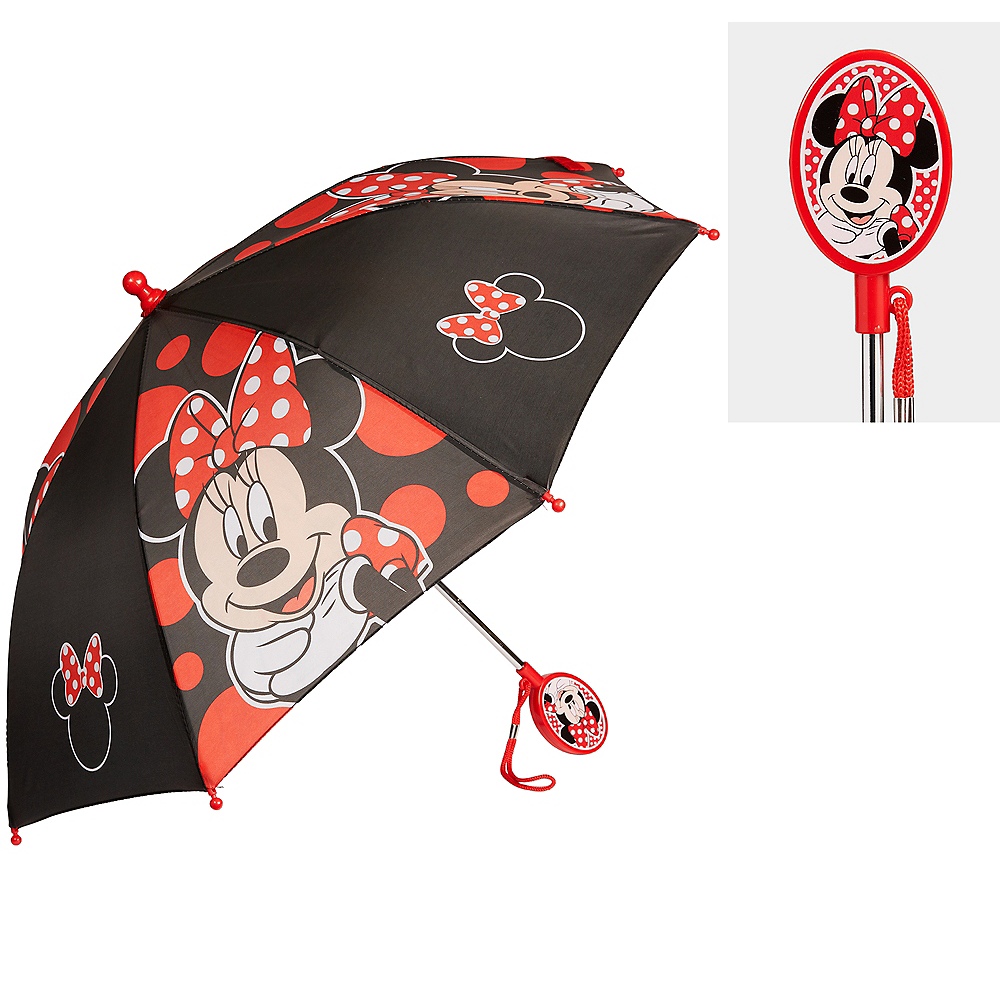 official buy good rich and magnificent Child Minnie Mouse Umbrella