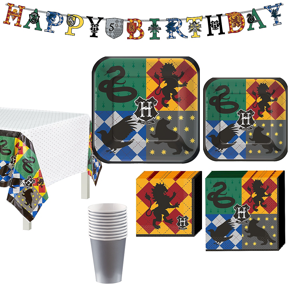 Harry Potter Party Kit for 8 Guests Image #1