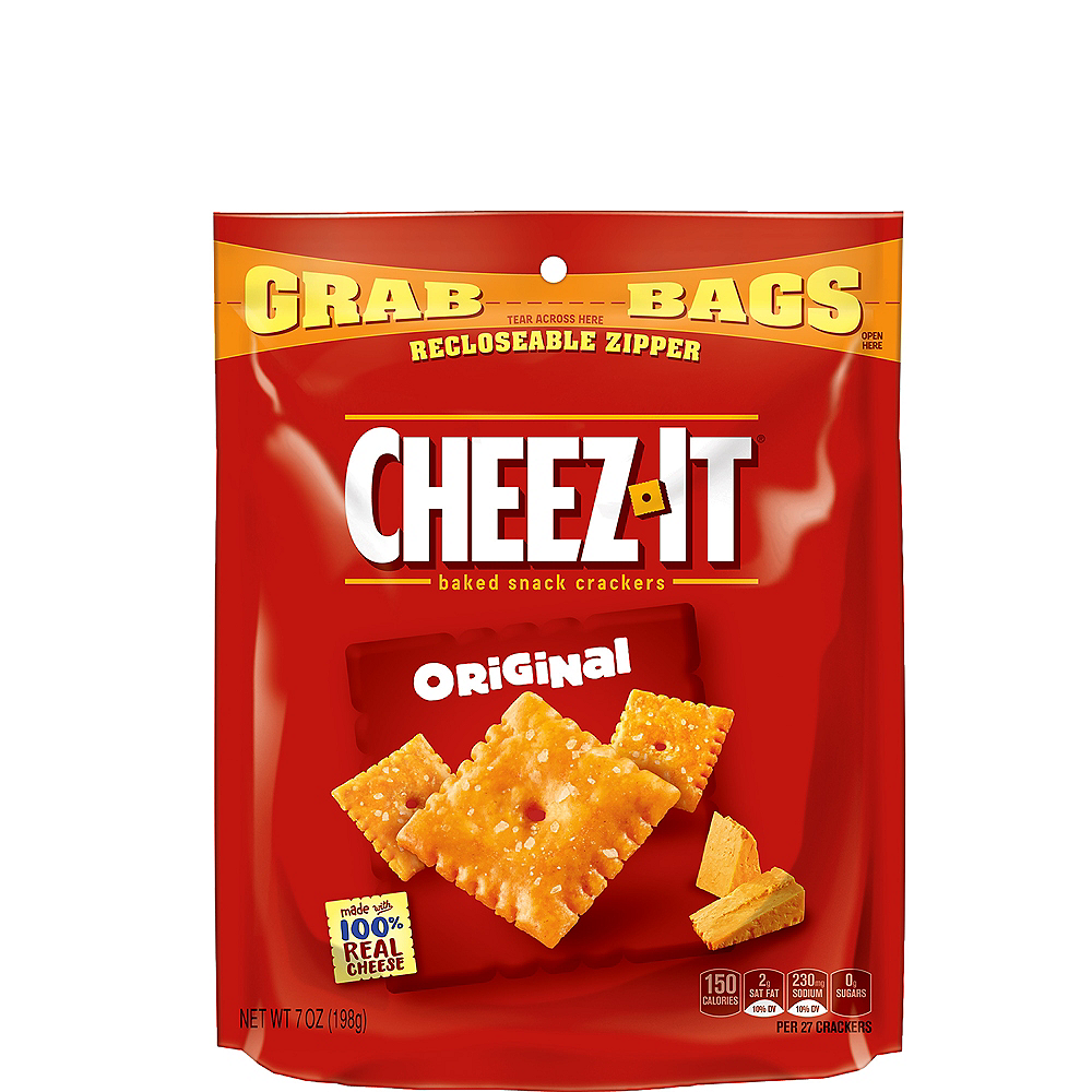 Cheez-It Grab Bag Image #1