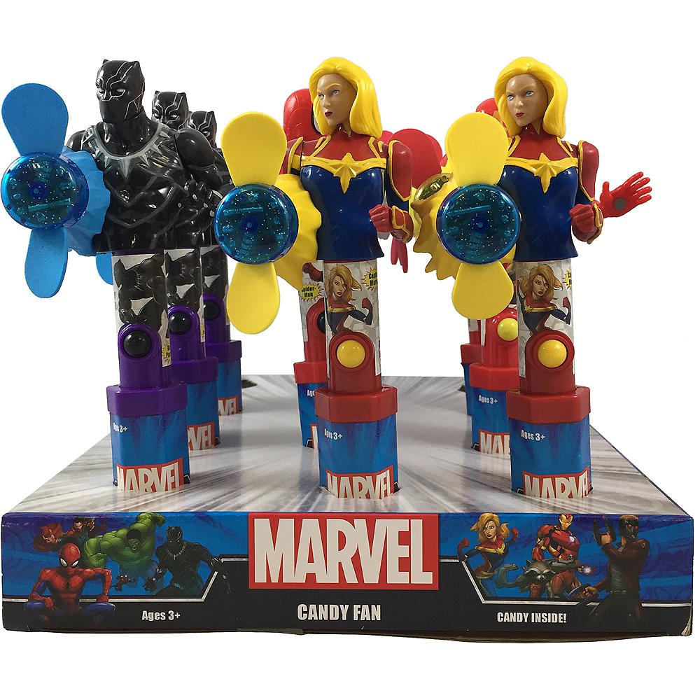 Light-Up Candy-Filled Marvel Avengers Fan Image #1
