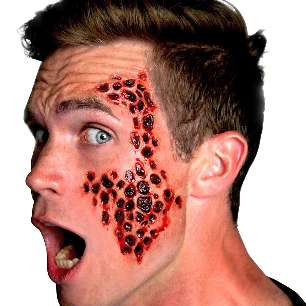 Trypophobia Transfers Party City