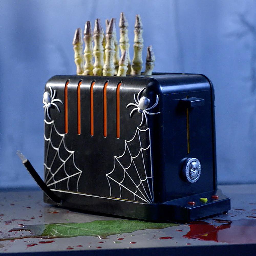 Animated Haunted Toaster Image #1