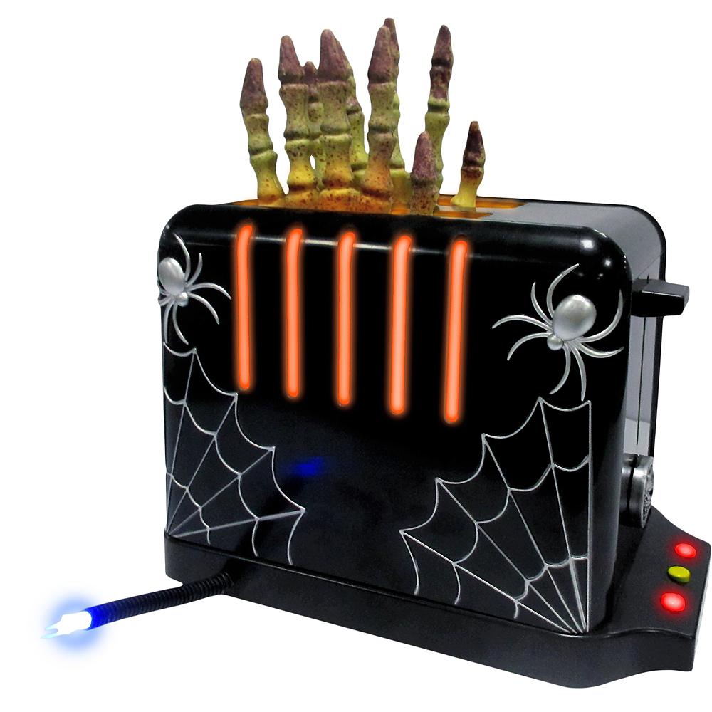 Animated Haunted Toaster Image #3