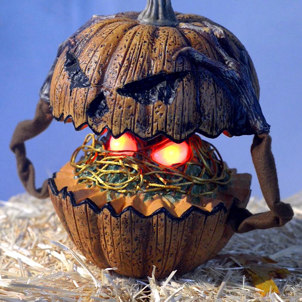 Animated Pop-Up Jack-o'-Lantern Image #1