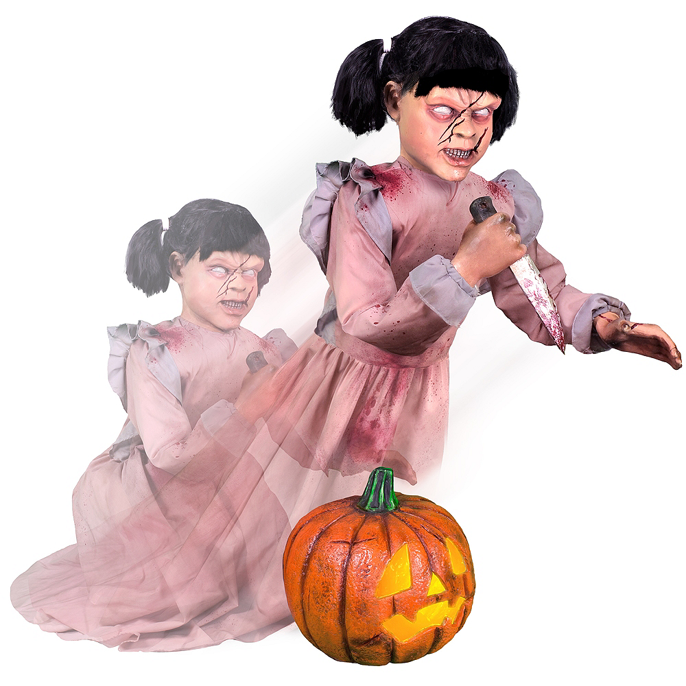 Animated Pumpkin Carver Image #2