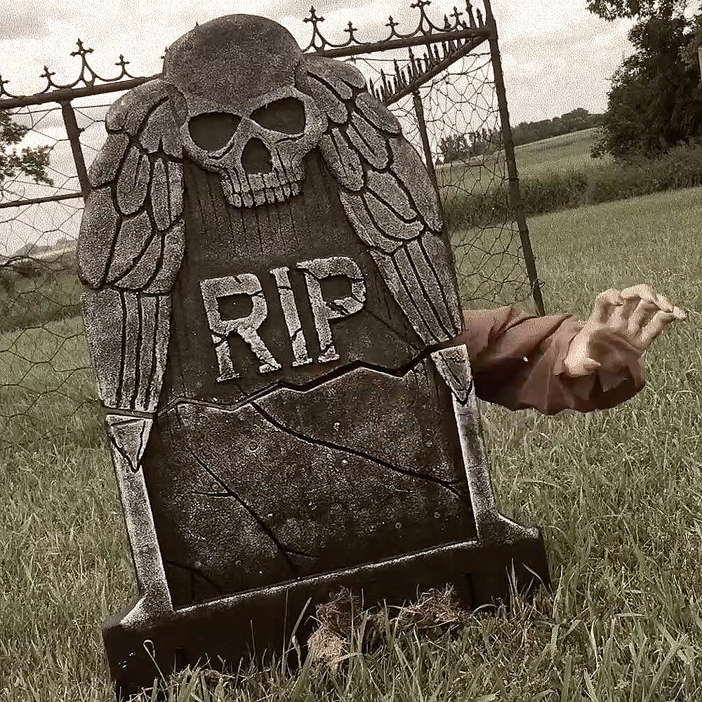 Animated Creeper from the Grave Image #1