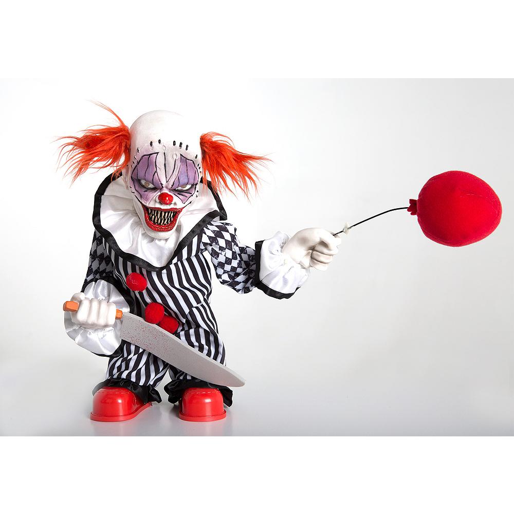 Animated Terror Clown Image #2