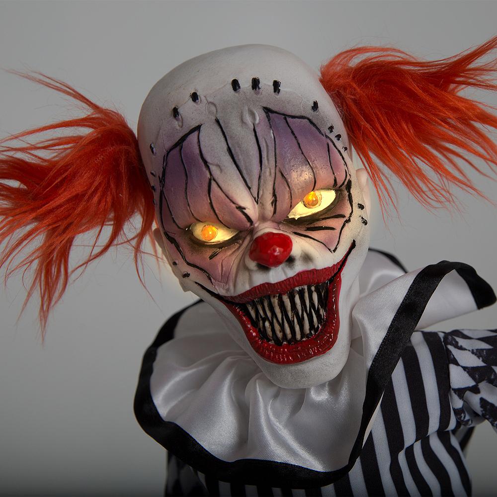 Animated Terror Clown Image #4
