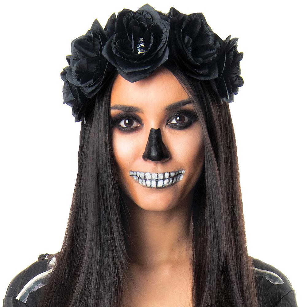 Skeleton Flower Crown