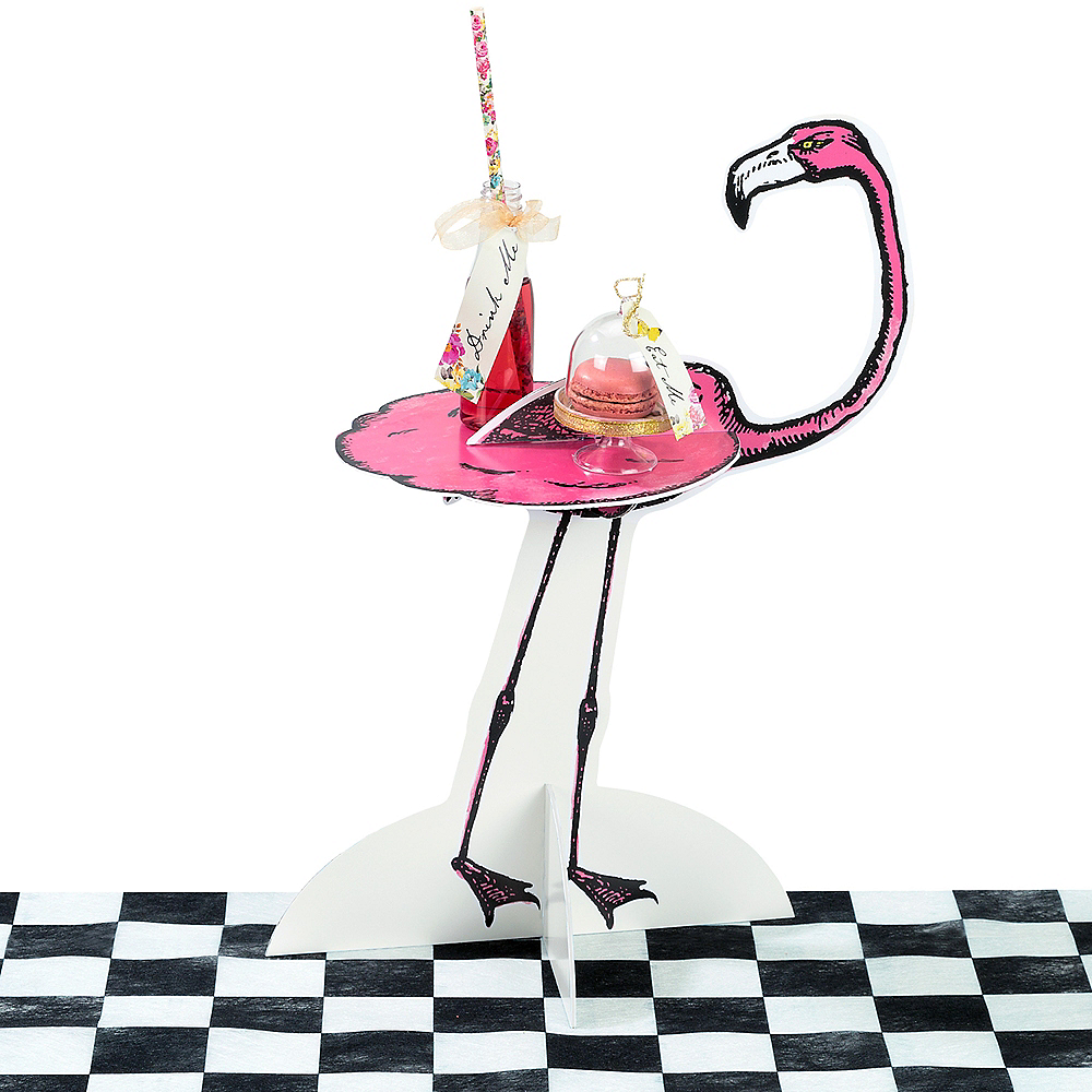 Alice in Wonderland Treat Stands 3ct Image #4