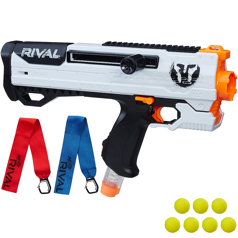 Red Nerf Rival Helios XVIII-700 Image #1