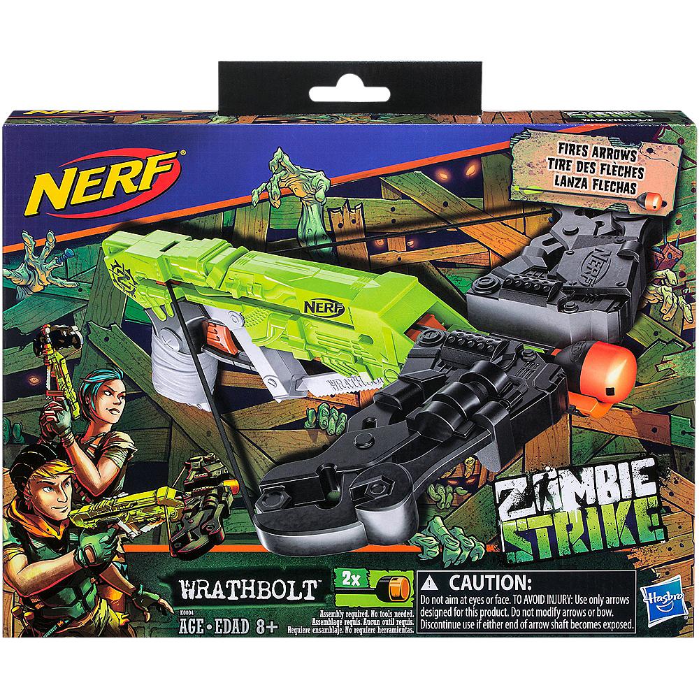 Zombie Strike Wrathbolt Nerf Blaster 3pc Image #2