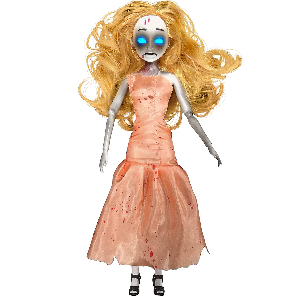 Animated Zombie Bloody Mary Doll Image #1