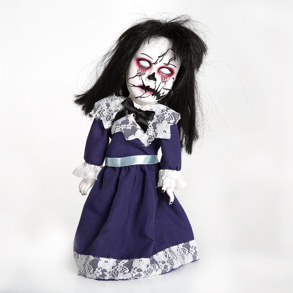 Animated Possessed Doll Image #2