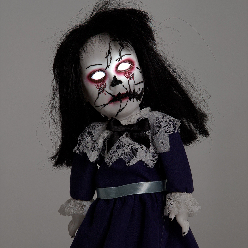Animated Possessed Doll Image #3