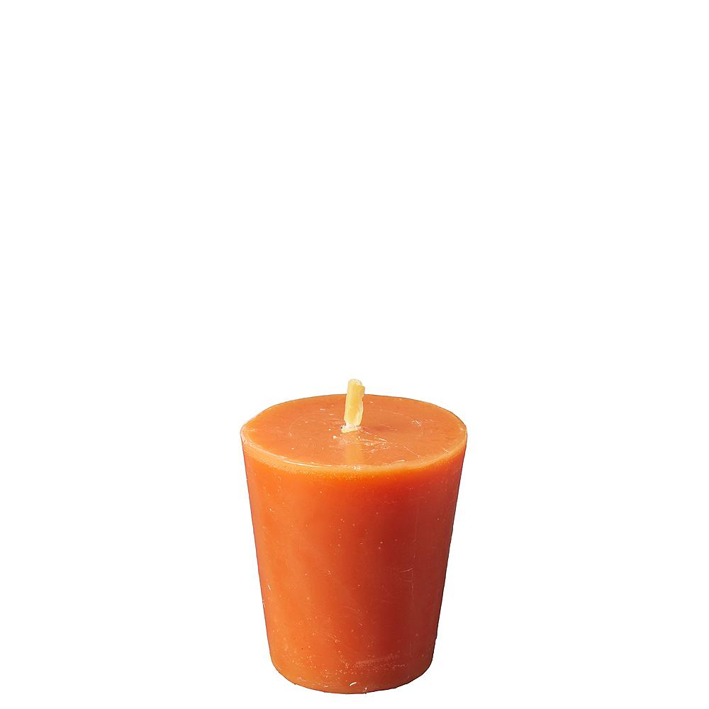 Pumpkin Votive Candle Image #1