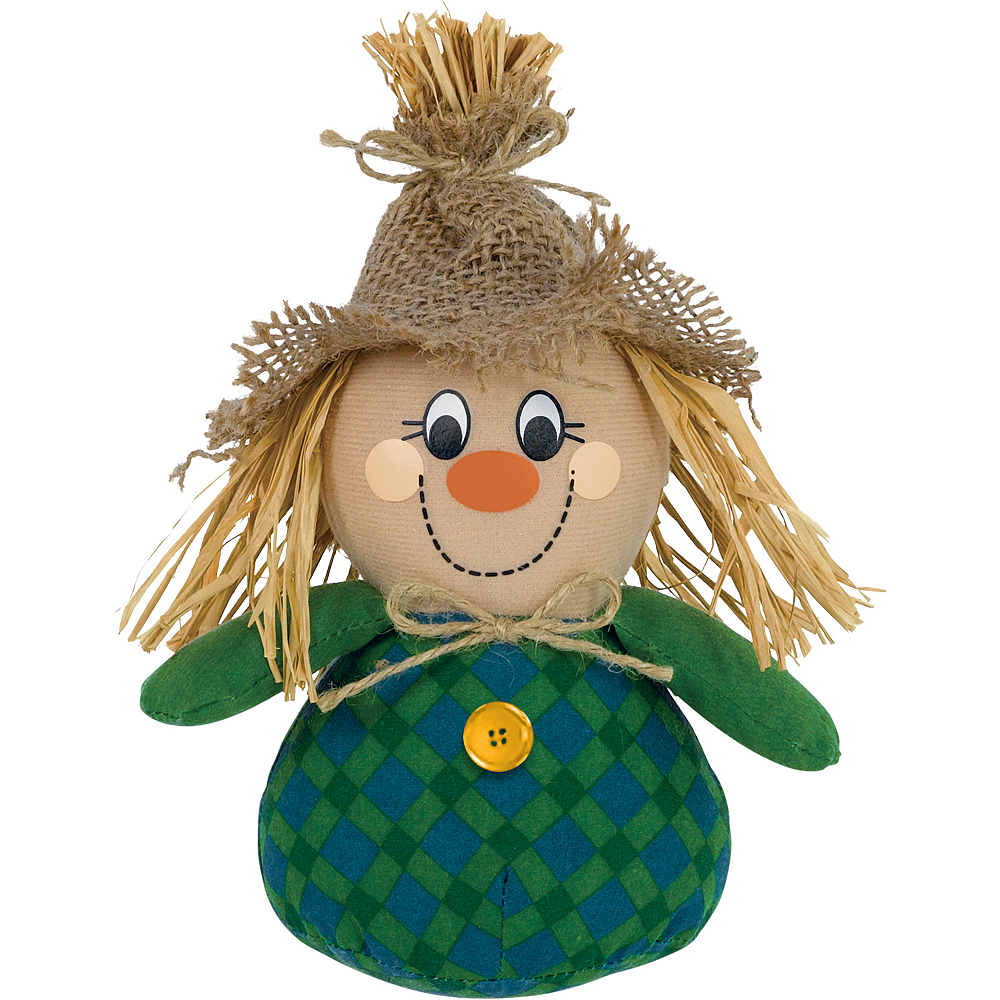 Nav Item for Roly Poly Scarecrow Boy Image #1