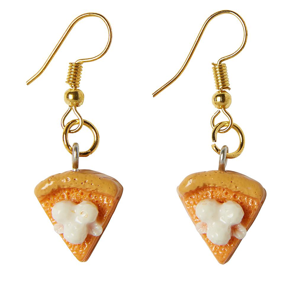 Pumpkin Pie Earrings Image #1