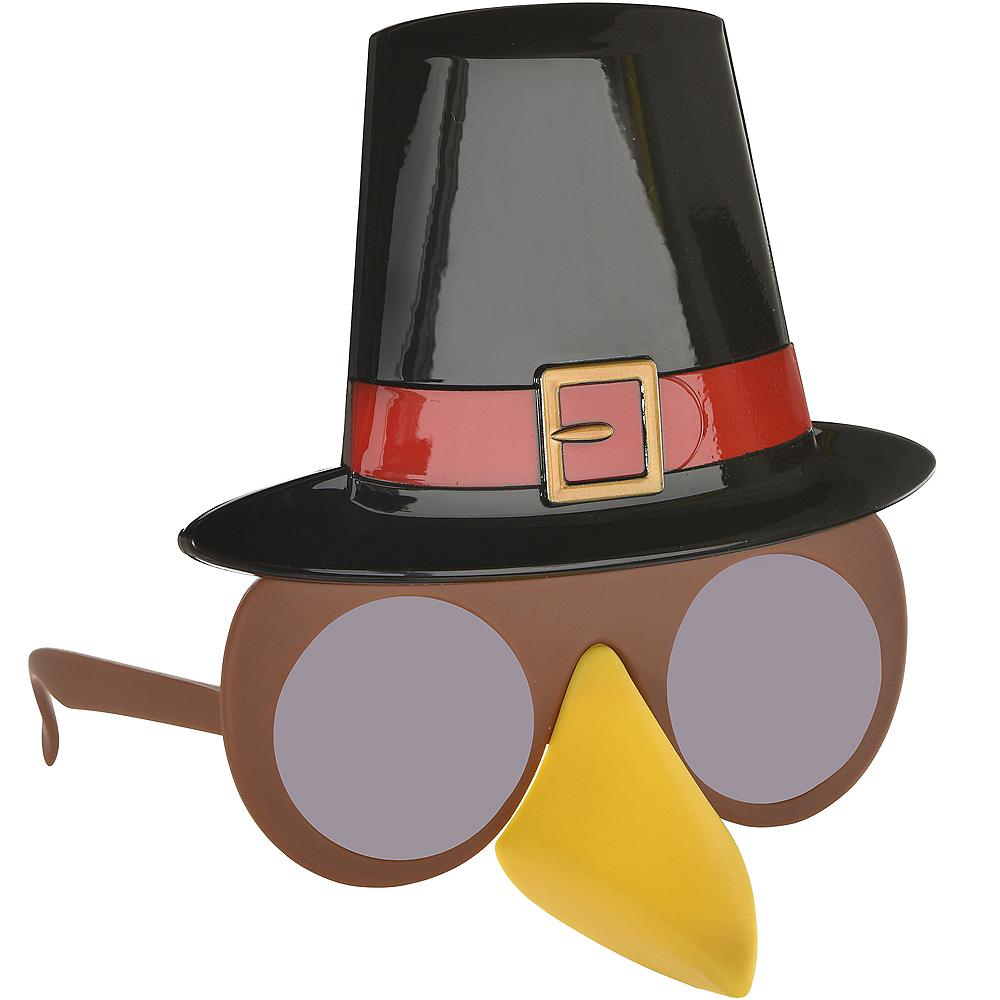 Thanksgiving Turkey Sunglasses Image #1