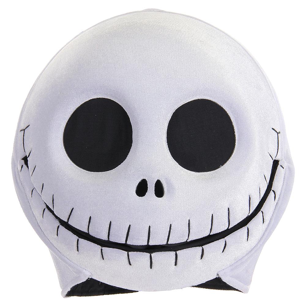 Plush Jack Skellington Mouth Mover Mask - The Nightmare Before Christmas Image #1