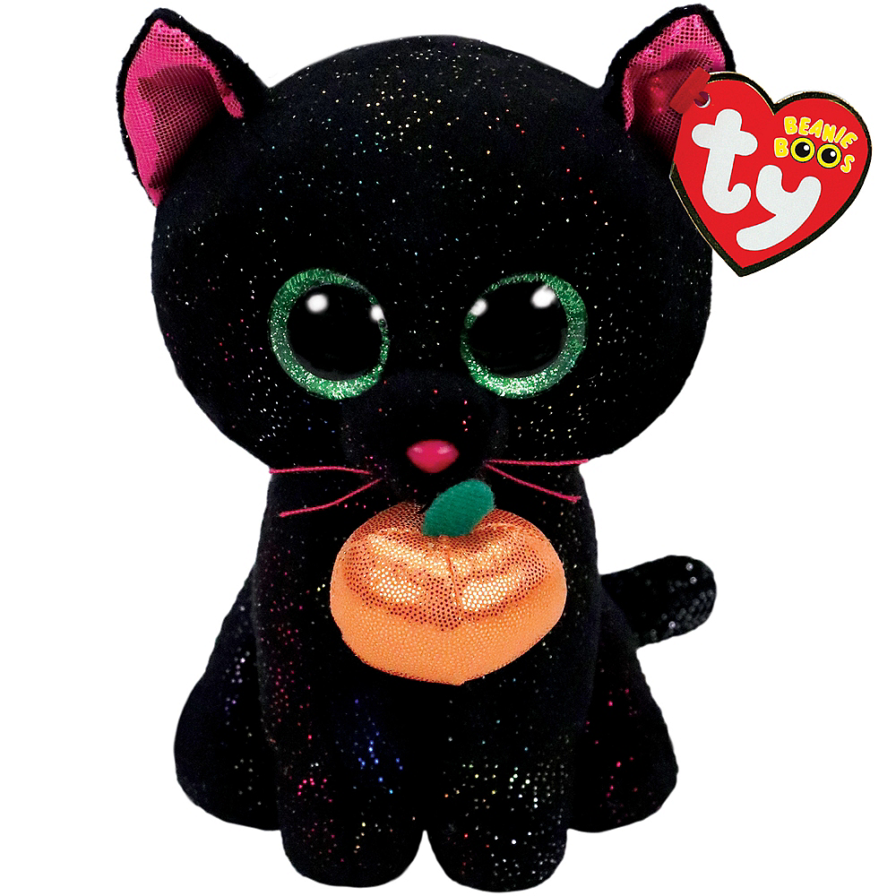16d4aae1c7f Potion Beanie Boo Cat Plush 4 1 4in x 6 1 2in