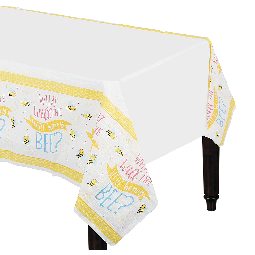 Little Honey Bee Table Cover Image #1