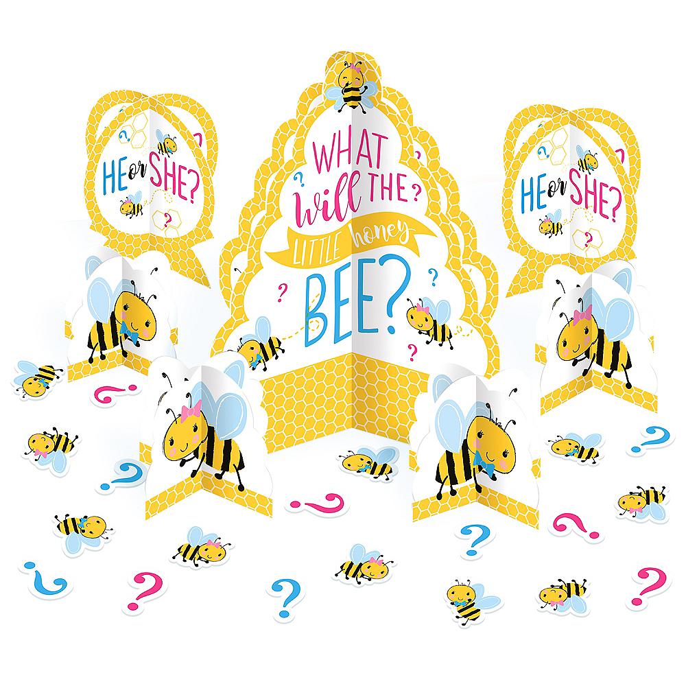 Little Honey Bee Table Decorating Kit 27pc Image #1