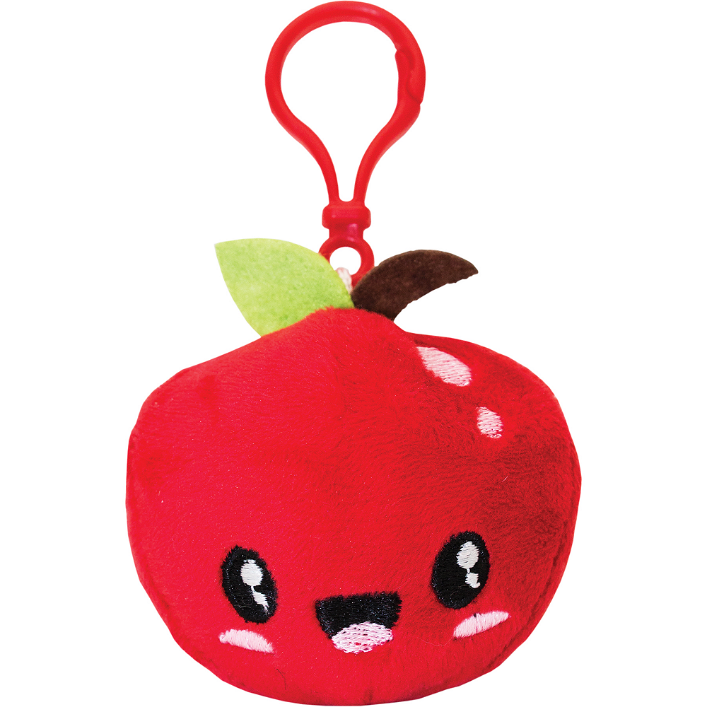 Clip-On Apple-Scented Backpack Buddies Plush Image #1
