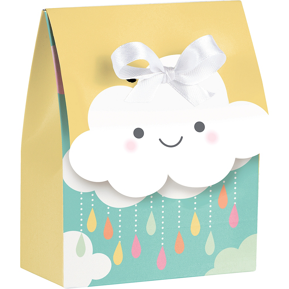 Happy Clouds Favor Boxes 12ct Image #1