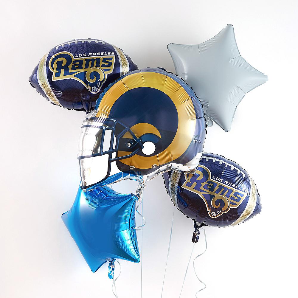 detailed look ba7d4 2e91e Los Angeles Rams Helmet Balloon Kit