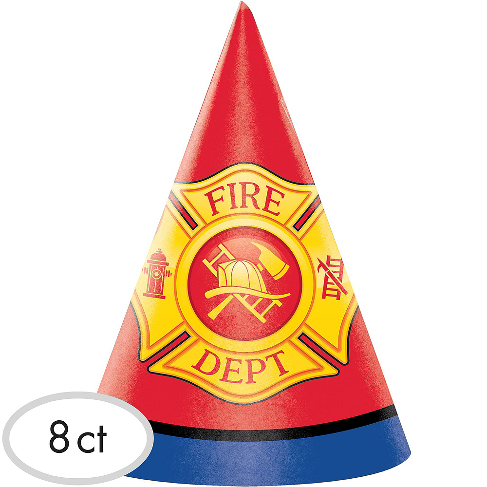 Fire Truck Accessories Kit Image #4